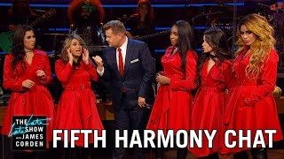 Fifth Harmony Answers Fan Questions
