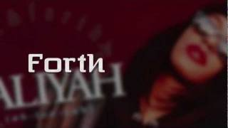 Aaliyah Back And Forth Video