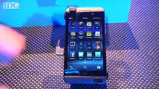 BlackBerry Z10 - Hands on