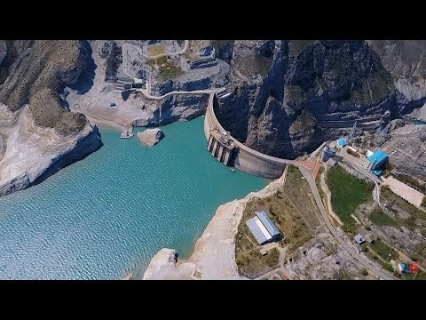 Сулакский каньон и Чиркейская ГЭС в Дагестане, Путешествие на Северный Кавказ, часть 8