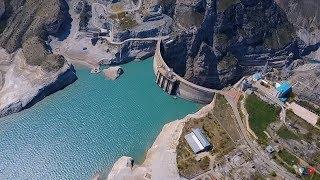 Чиркейское водохранилище на карте