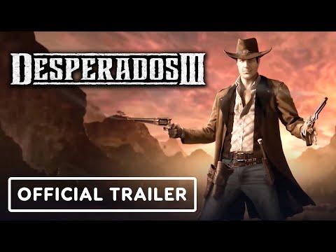 Trailer de Desperados III Deluxe Edition