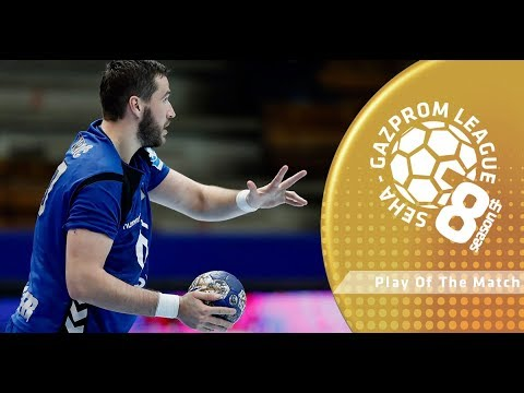 Play of the match: Senjamin Buric (Metalurg vs PPD Zagreb)