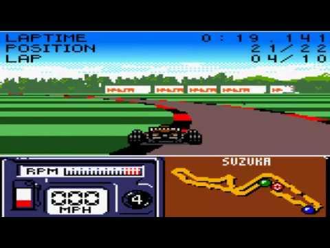 Roland Garros 2000 Game Boy