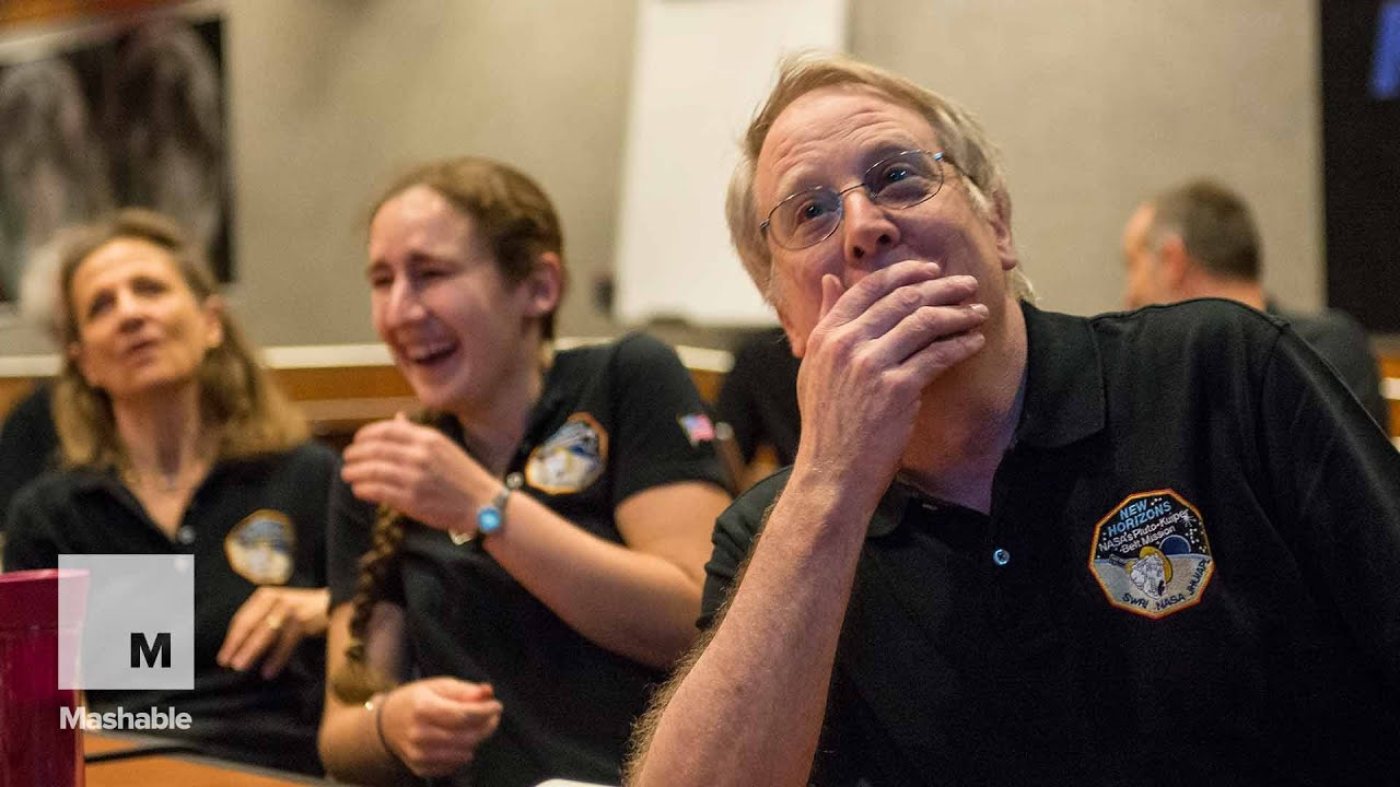 Hello, Pluto: The 9-year journey to a new horizon