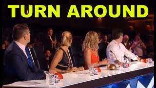 Top 7 *UNEXPECTED AUDITIONS* on Britain