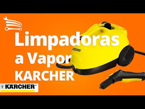Limpadora a Vapor SC 1010 1500W  - Video