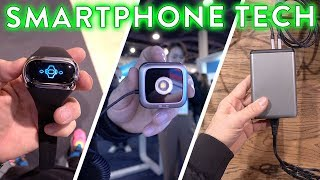 Best Smartphone Tech of CES 2020!