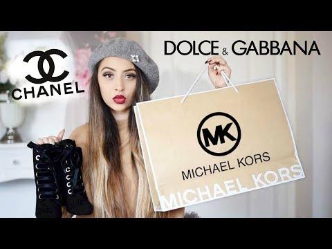 Ce primeste un vlogger (produse de peste 3000$)   Giveaway MICHAEL KORS!!!