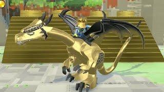 LEGO Worlds - Unlocking Legendary Bricks (Secret Legendary Coordinates)