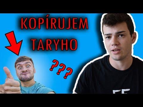 Naozaj KOPÍRUJEM Taryho ? - Flying Emotions