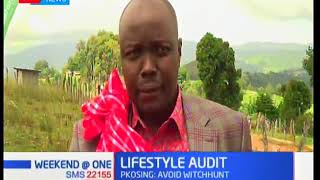 Leader warns against lifestyle audit without legal framework