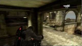 Gears Of War 2: EPIC FAIL (With The Morter)