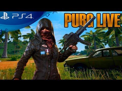 PUBG PS4 PRO Gameplay // PUBG PS4 DAY 4 (видео)