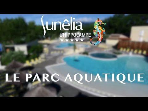 Le parc aquatique du Sunêlia l'Hippocampe à Volonne