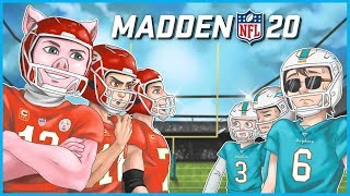 Madden NFL 20 but it literally takes a miracle for me to win...