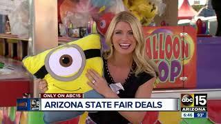 Arizona State Fair deals