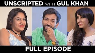 Nakuul Mehta Surbhi Chandna Interview | Unscripted With Gul Khan | S01E03
