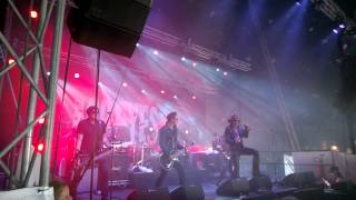 THE 69 EYES   Dance D'Amour   Live at Qstock 2014 1080p