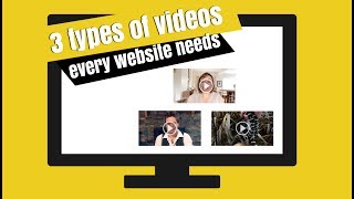 3 videos businesses need on their website [VIDEO]