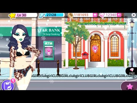 STAR GIRL REVIEW: Playing as CLUB GIRL (Part 1)