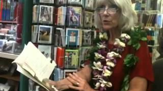 Tracey Lambe at Basically Books 6