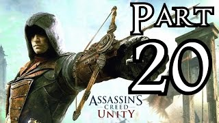 ► Assassin's Creed : Unity | #20 | Vyhnanství | CZ Lets Play / Gameplay [1080p] [PC]