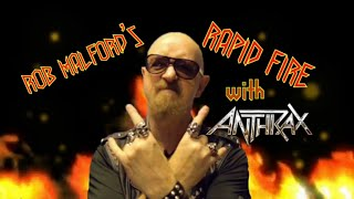 Anthrax - Rob Halford's Rapid Fire