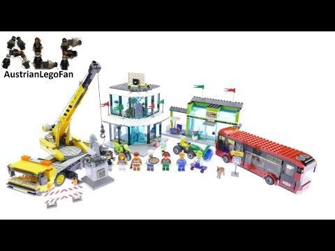 Vidéo LEGO City 60026 : Le carrefour de la ville