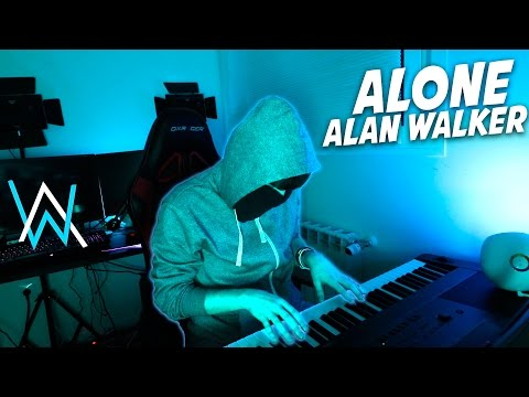 ALONE - Piano Cover by OllieGamerz
