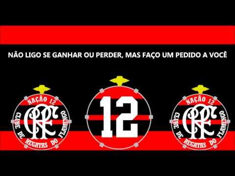 """""""Não ligo"""" Barra: Nação 12 • Club: Flamengo"""