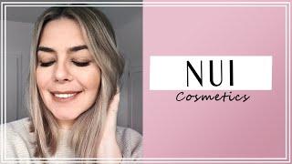 FULL FACE NUI Cosmetics Makeup - vegan - tierversuchsfrei - natürliche Inhaltsstoffe - JucePauline