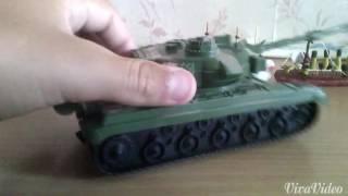 Обзор нового танка для сериала, Российский т-90
