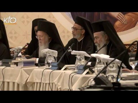 Concile orthodoxe : Une question très débattue, l'oecuménisme - reportage