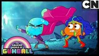 Gumball | Smells Like Miscellaneous Herbs & Body Odour | Cartoon Network