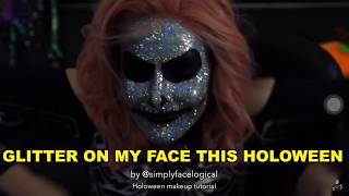 Simply Nailogical HOLOween song in repeat