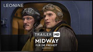 Midway - Für die Freiheit Film Trailer