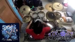 Neo-Aspect(リマスターver.) - Roselia   Drum Cover