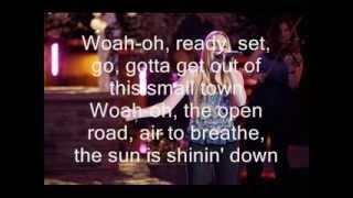 Danielle Bradbery - Young In America (Lyrics)