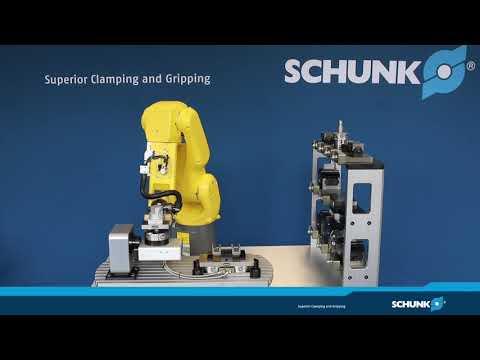 SCHUNK VERO-S NSE mini - Automatisierte Maschinenbeladung - zdjęcie