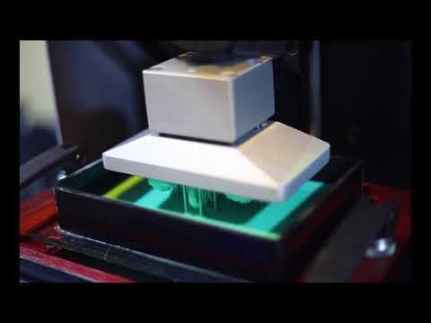 Omega 3D Jewellery Printer