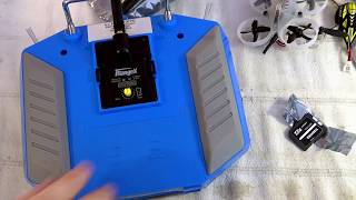 IRangeX IRX4+ Unboxing, PPM And Serial Testings W/ X7S - Part 1 - (Courtesy Banggood)
