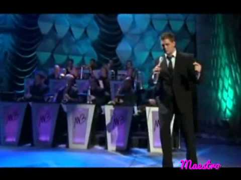 Michael Bublé :::: Can't Buy Me Love.