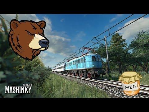 Mashinky -