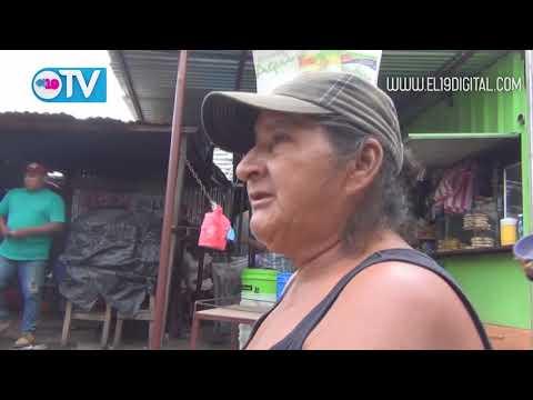 Frutas para el almíbar a precios justos en el Mercado de Masaya