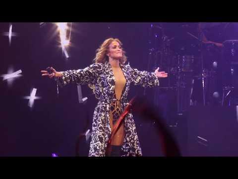 """On the Floor (Alex Rodriguez in crowd)& Let's Get Loud"" Jennifer Lopez@Philadelphia 7/20/19"