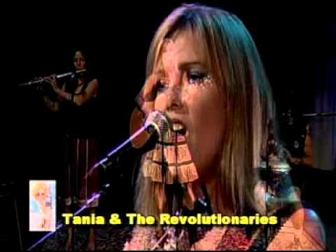Tania & The Revolutionaries-Walk Away Clean-Sissy Gamache Show