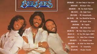 Bee Gees Greatest Hits Full Album - Best Songs Of Bee Gees