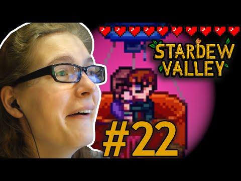 Stardew Valley Walkthrough - LEAH 10 HERZEN EVENT! #19