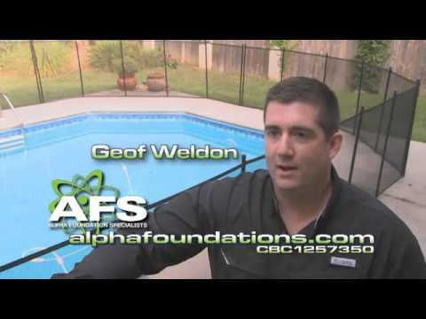 Geof Weldon raves about Alpha Foundation Specialists